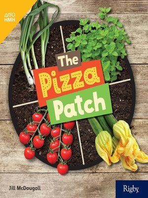 cover image of The Pizza Patch