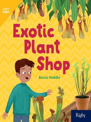 cover image of Exotic Plant Shop