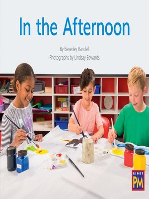 cover image of In the Afternoon