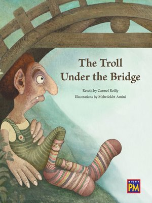 cover image of The Troll Under the Bridge