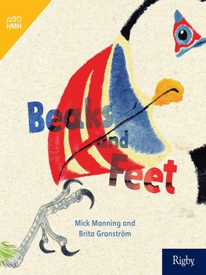 cover image of Beaks and Feet