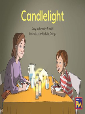 cover image of Candle-light
