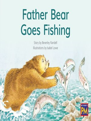 cover image of Father Bear Goes Fishing