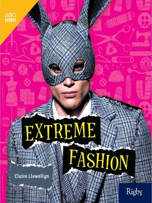 cover image of Extreme Fashion