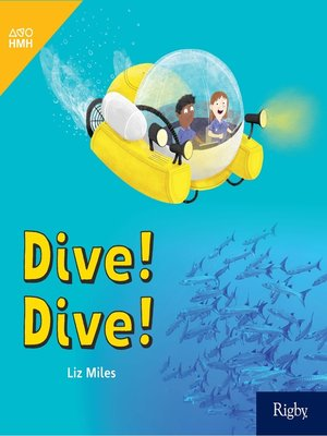 cover image of Dive! Dive!