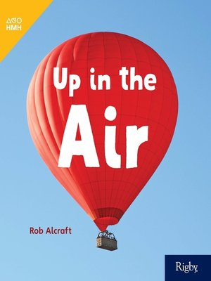 cover image of Up in the Air