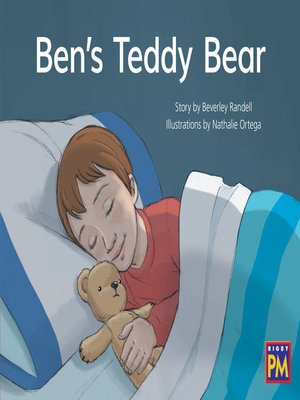 cover image of Ben's Teddy Bear