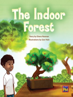 cover image of The Indoor Forest