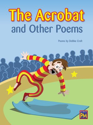 cover image of The Acrobat and Other Poems