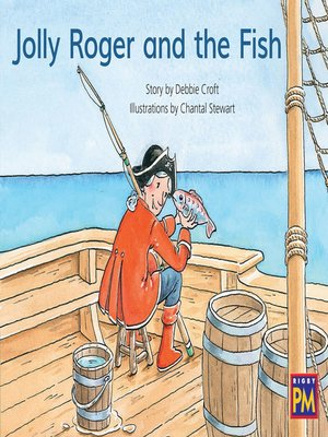 cover image of Jolly Roger and the Fish