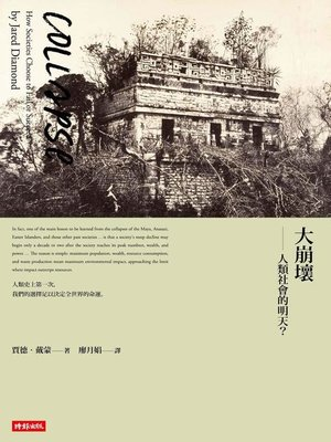 cover image of 大崩壞