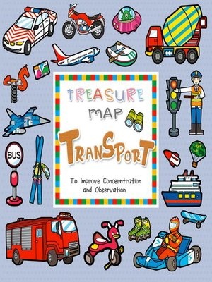 cover image of TREASURE MAP TRANSPORT