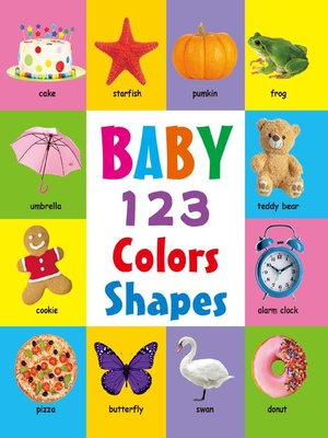 cover image of BABY 123‧Colors‧Shapes