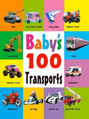 cover image of Baby's 100 Transports