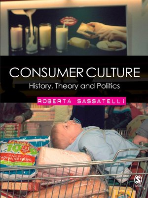 cover image of Consumer Culture