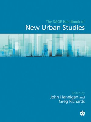 cover image of The SAGE Handbook of New Urban Studies