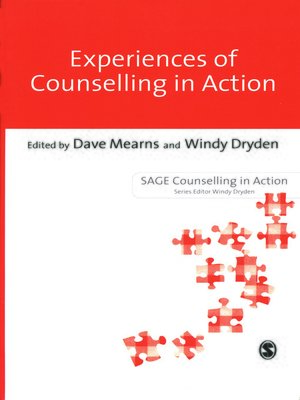 cover image of Experiences of Counselling in Action