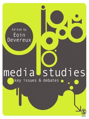 cover image of Media Studies