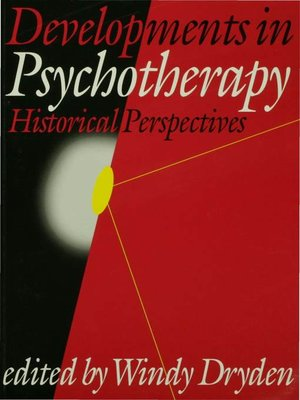 cover image of Developments in Psychotherapy