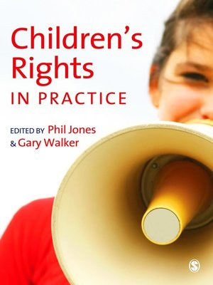 cover image of Children's Rights in Practice