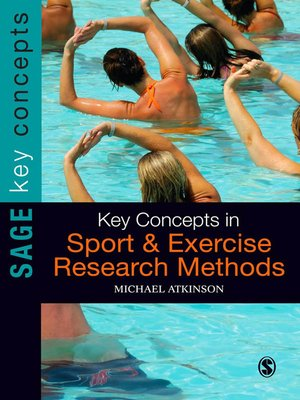 cover image of Key Concepts in Sport and Exercise Research Methods