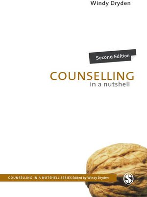 cover image of Counselling in a Nutshell