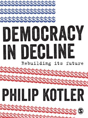 cover image of Democracy in Decline