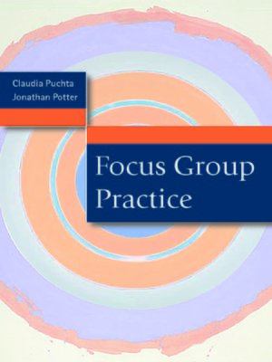 cover image of Focus Group Practice