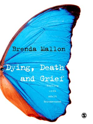 cover image of Dying, Death and Grief