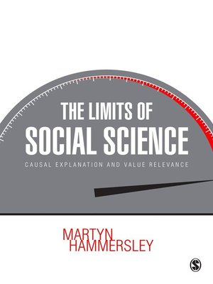 cover image of The Limits of Social Science