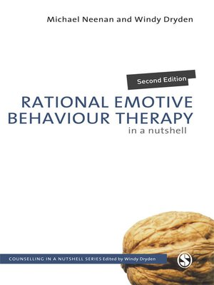 cover image of Rational Emotive Behaviour Therapy in a Nutshell