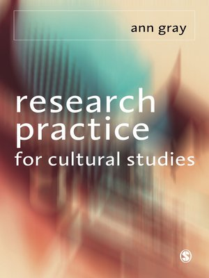 cover image of Research Practice for Cultural Studies