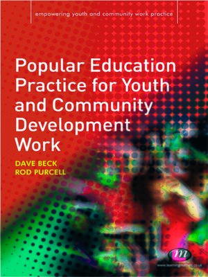 cover image of Popular Education Practice for Youth and Community Development Work