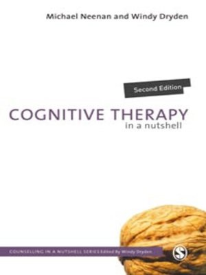 cover image of Cognitive Therapy in a Nutshell