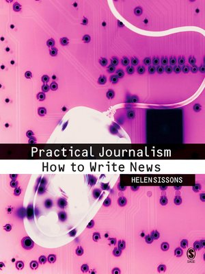 cover image of Practical Journalism