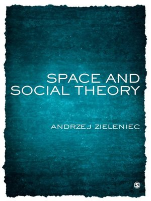 cover image of Space and Social Theory