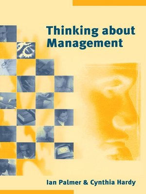 cover image of Thinking about Management