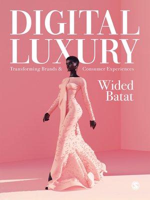 cover image of Digital Luxury