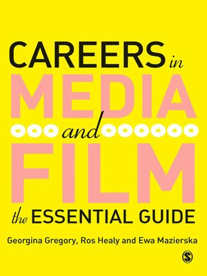 cover image of Careers in Media and Film