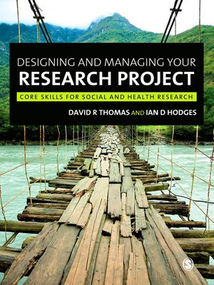 cover image of Designing and Managing Your Research Project