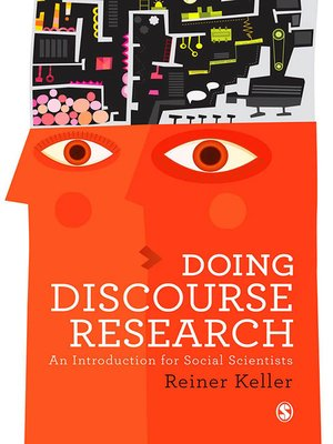 cover image of Doing Discourse Research