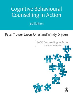 cover image of Cognitive Behavioural Counselling in Action