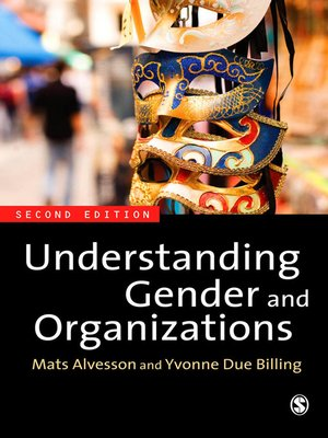 cover image of Understanding Gender and Organizations
