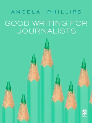 cover image of Good Writing for Journalists