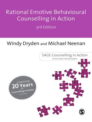 cover image of Rational Emotive Behavioural Counselling in Action