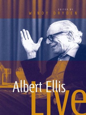 cover image of Albert Ellis Live!