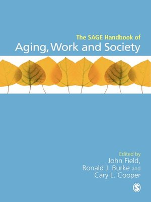 cover image of The SAGE Handbook of Aging, Work and Society