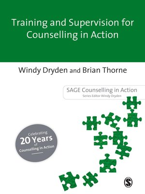 cover image of Training and Supervision for Counselling in Action