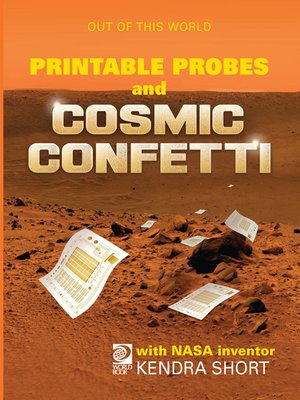 cover image of Printable Probes and Cosmic Confetti
