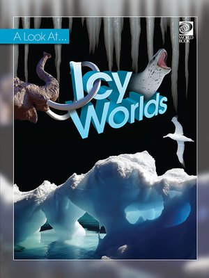 cover image of Icy Worlds